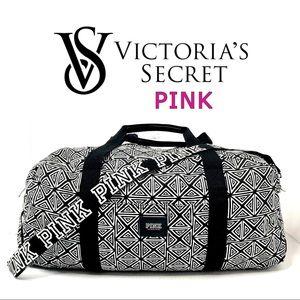VICTORIA'S SECRET PINK  XL DUFFLE BAG & WEEKENDER